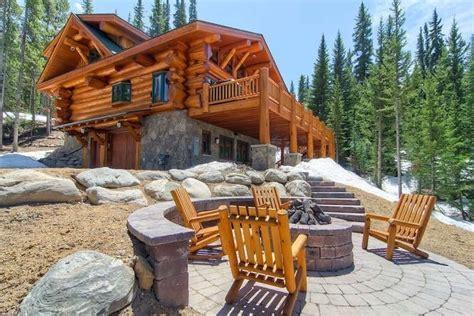 cabin rentals in colorado with tubs creek cabin colorado cabin with a small pool