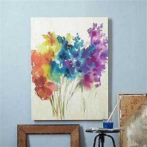 Easy diy canvas art ideas for beginners to make