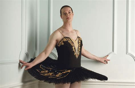 'it's Unlikely I Will Be A Ballerina, But