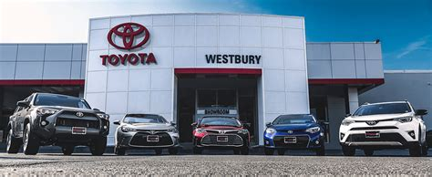 Westbury Toyota Service by Your Island Toyota Dealer New Used Toyota Sales