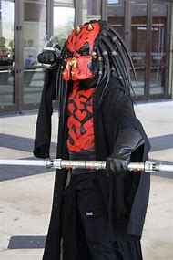 Star Wars Darth Maul Cosplay