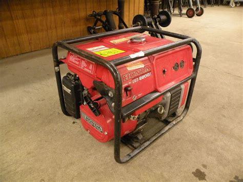 Honda Eb2200x Portable Generator
