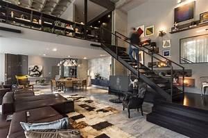 Home Loft Concept : an artful loft design ~ Eleganceandgraceweddings.com Haus und Dekorationen
