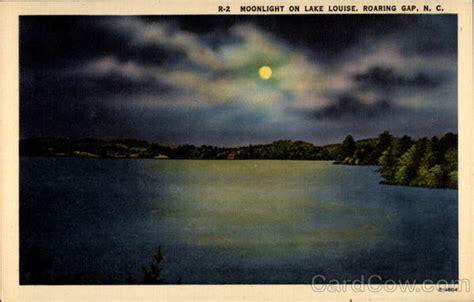 moonlight  lake louise roaring gap nc
