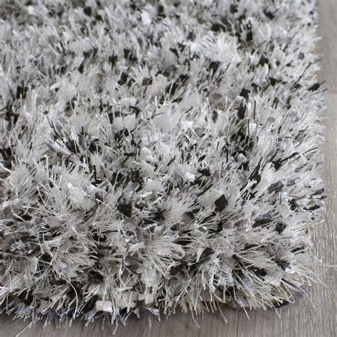 grey and white shag rug wade logan kenneth gray black shag area rug reviews