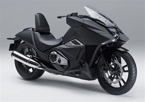 Futuristic Motorcyle : Futuristic Honda Nm4 Vultus Concept Motorcycle With