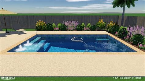 cost of swimming pool in ground pool spa prices upgrade pool with a spa cost to build