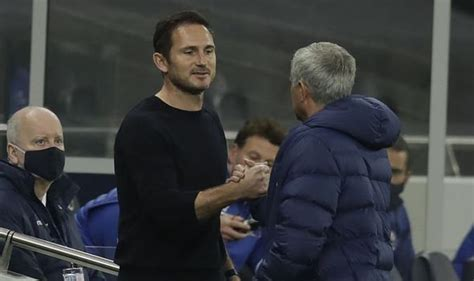 Jose Mourinho finally gets better of Frank Lampard as ...