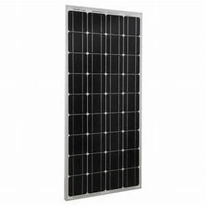 Panneau Solaire 100w : panneau solaire monocristallin 100w 12v slim gb ~ Nature-et-papiers.com Idées de Décoration