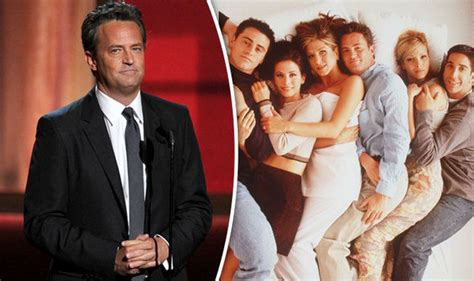 Friends Matthew Perry Chandler