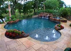 Best Swimming Pool Design Equipment Supplies Outdoor Pool Ideas Perfect For Both Traditional And Contemporary Designs Pool Outdoor Swimming Pool Designs With Curve Outdoor Swimming Pool Design Pool Landscaping Ideas Michigan PDF
