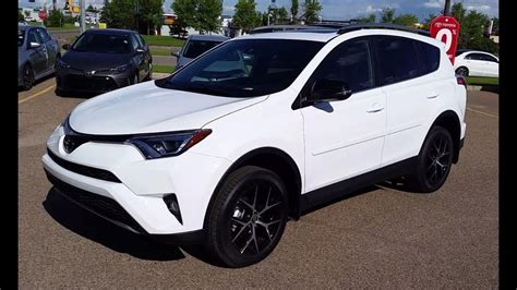 Best Future Electric Cars by 2018 Toyota Rav4 Se Awd In Alpine White Review And Walk