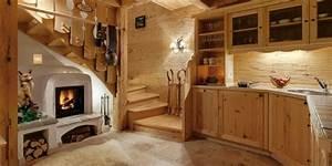 Decoration Interieur Chalet Bois : d coration int rieur chalet montagne 50 id es ~ Zukunftsfamilie.com Idées de Décoration