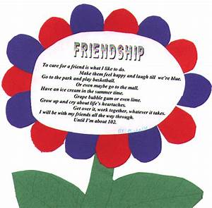 Image detail for -Friendship Poems: Cherishing The ...