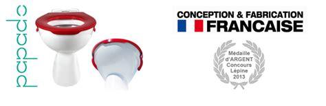 cuvette wc clipsable lunette wc clipsable papado 9 couleurs anjou connectique