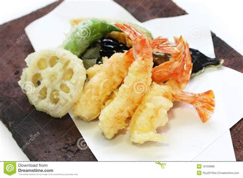 cuisine stock tempura japanese food royalty free stock image image