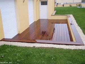 Terrasse Avec Muret : alliance paysage r alisations ~ Premium-room.com Idées de Décoration