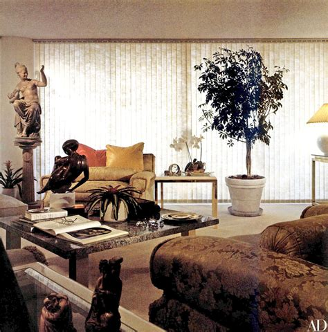 Sophia Loren's Home in South Florida | Architectural Digest
