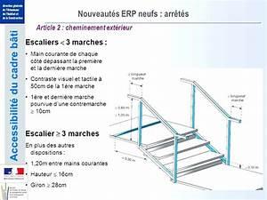 Hauteur Marche Escalier Extérieur : hauteur garde corps terrasse accessible ~ Farleysfitness.com Idées de Décoration