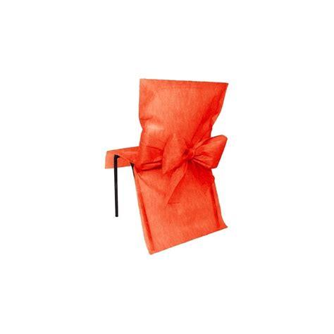noeuds de chaise housses de chaise intissé avec noeuds les 10