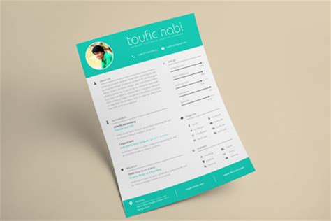 Graphic Resume Templates Free by Graphic Designer Resume Cv Template Free Design Resources