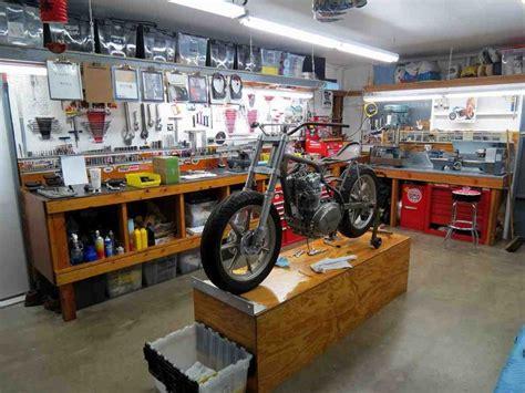 motorcycle garages reforma de garagem oficina de