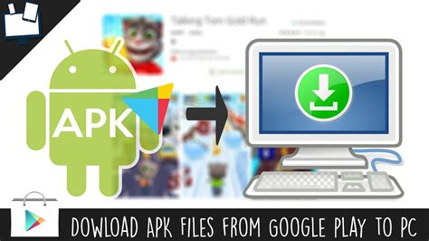 how to apk files from play store to pc