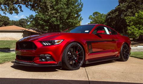 hennessey  anniversary edition hpe ford mustang