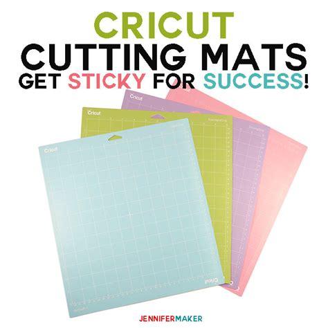 cricut cutting mat cricut cutting mats get sticky for success maker