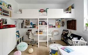 Coole Jugendzimmer Mit Hochbett : lit enfant original pour une chambre cool et pratique ~ Bigdaddyawards.com Haus und Dekorationen