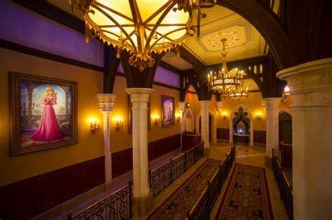 princess fairytale hall debuts  magic kingdom fountain