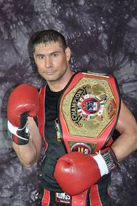 Open Arms To Feature Boxing Champ