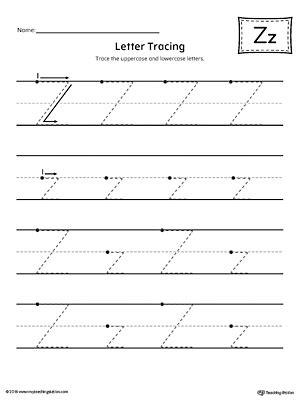 letter    dot worksheet myteachingstationcom