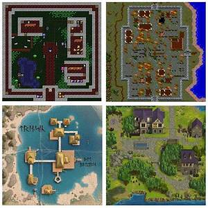 ultima forever the eight virtues city of honor the With uo forever templates
