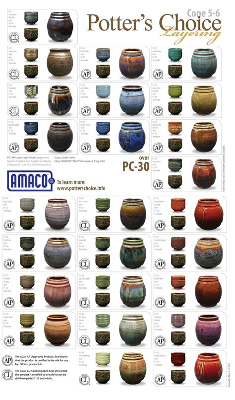amaco pottery pin by audry grostieta on esmaltes y materiales