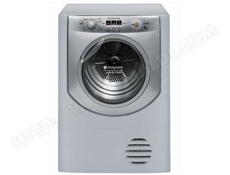 hotpoint ariston aqcf951bs pas cher seche linge