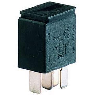 hella hl relay micro   spdt resistor