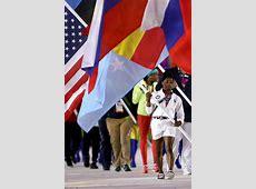 Simone Biles and Team USA prepare for Rio Olympics closing