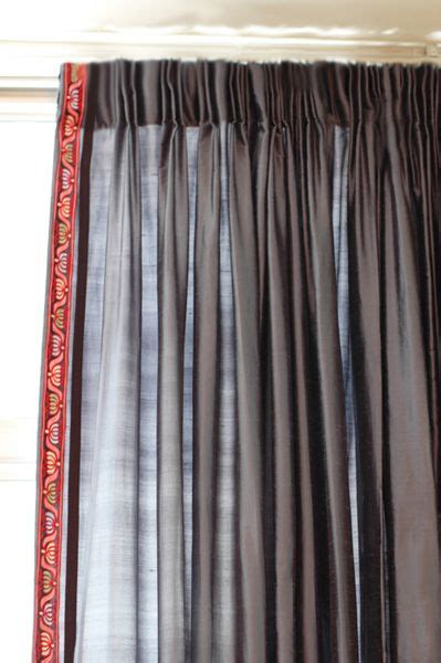 Hanging Pinch Pleat Drapes - 105 best images about drapes valance and curtain patterns