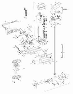 Minn Kota Terrova Parts Schematic