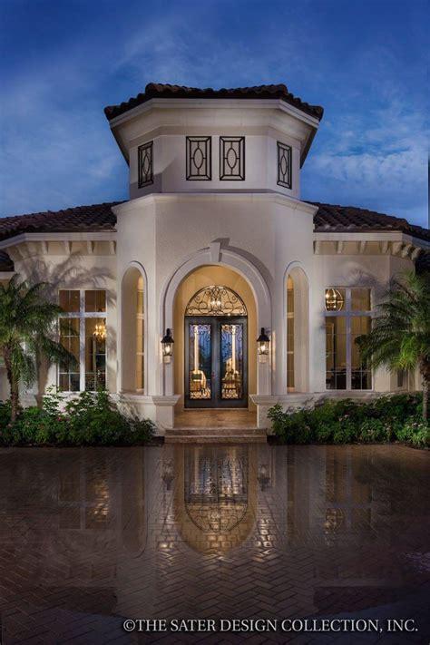 The Portofino House Plan Luxury house plans