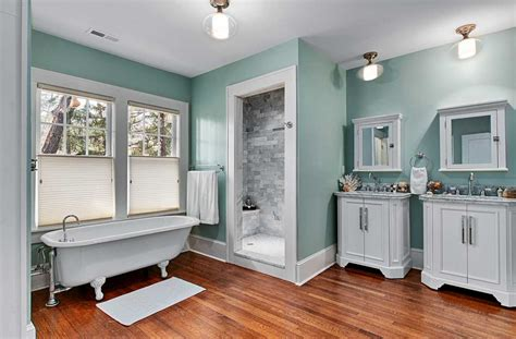 bathroom paint colours ideas cool paint color for bathroom with white vanity cabinets