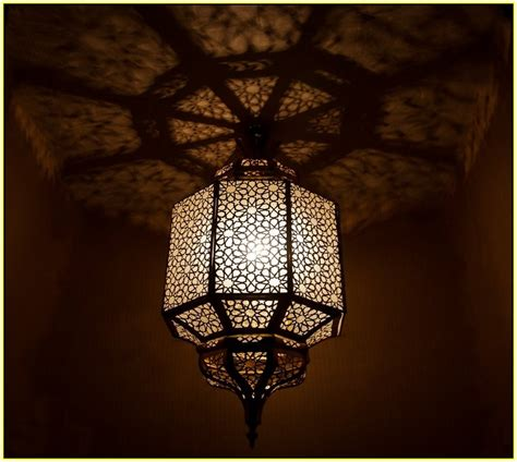 moroccan ceiling lights lighting  home design ideas