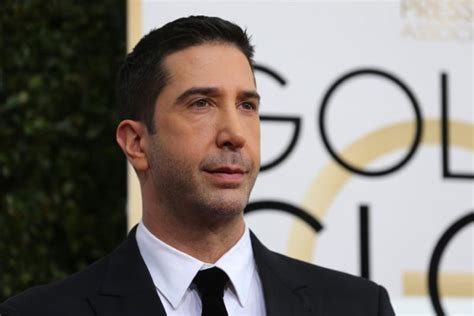David schwimmer makes surprise appearance at awards show and sends twitter into fans were given quite the surprise when funny man david schwimmer made a guest appearance at. David Schwimmer has suggested an 'all-black or all-Asian' reboot of Friends should be made ...