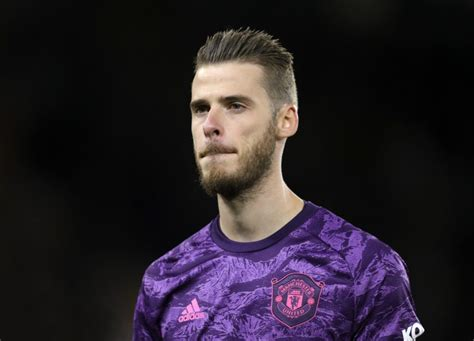 Official website of david de gea, goalkeper of manchester united fc. David De Gea set to reject Manchester United contract offer and leave for free - Man United News Now