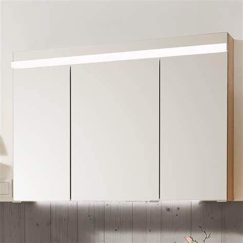 spiegelschrank mit led puris ace spiegelschrank mit led beleuchtung 70 cm impulsbad