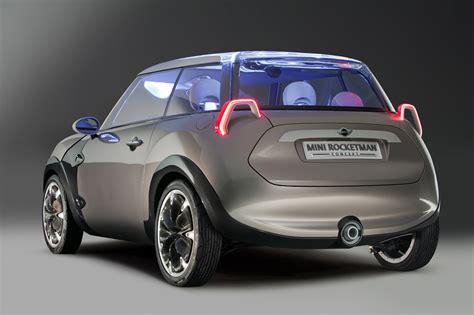 Mini Concept Cars by Mini Rocketman Eye Blast