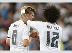 Kroos mocks Brazil, Marcelo takes offense Managing Madrid