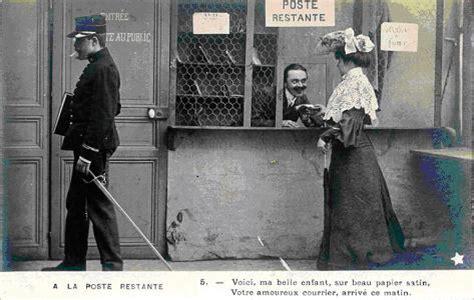bureau de poste 18 le bureau de poste rural et courrier postal des poilus avec les marraines de guerre et leur famille