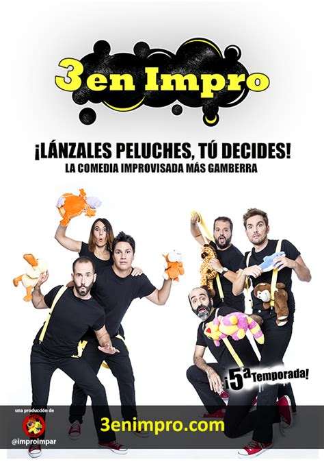 3enimprocartelweb - Impro Impar